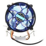 3Pin Tembaga LED Kipas Pendingin CPU Heatsink untuk Prosesor Intel LGA775/1156/1155 AMD AM2/AM2 + - 2