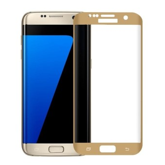 9 H Premium Tempered Glass Film Screen Protector untuk Samsung Galaxy S7 Edge Clear-Intl