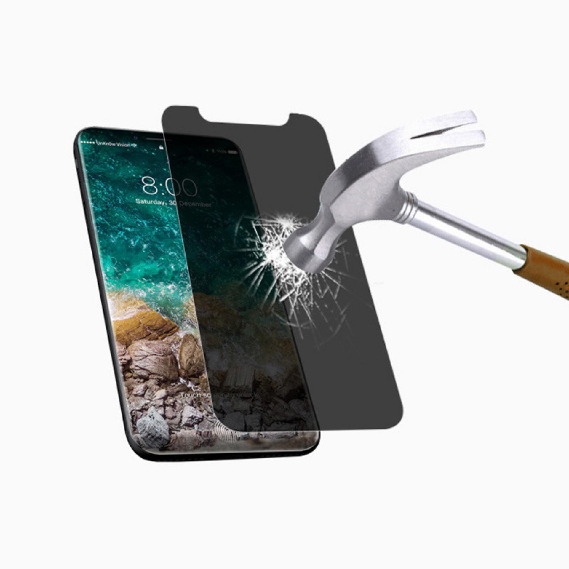 ... ANTI SPY Tempered Glass Premium Screen Protector Privacy For Iphone X - 4 ...