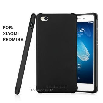 Accessories HP Shockproof Hybrid Back Case for Xiaomi Redmi 4A - Hitam