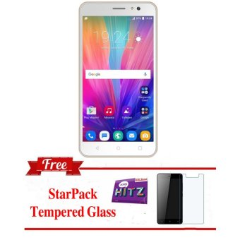 ADVAN NEW S5E 4GS 5in 1GB/8GB 4G Lte Free Starter Pack & Tempered Glass