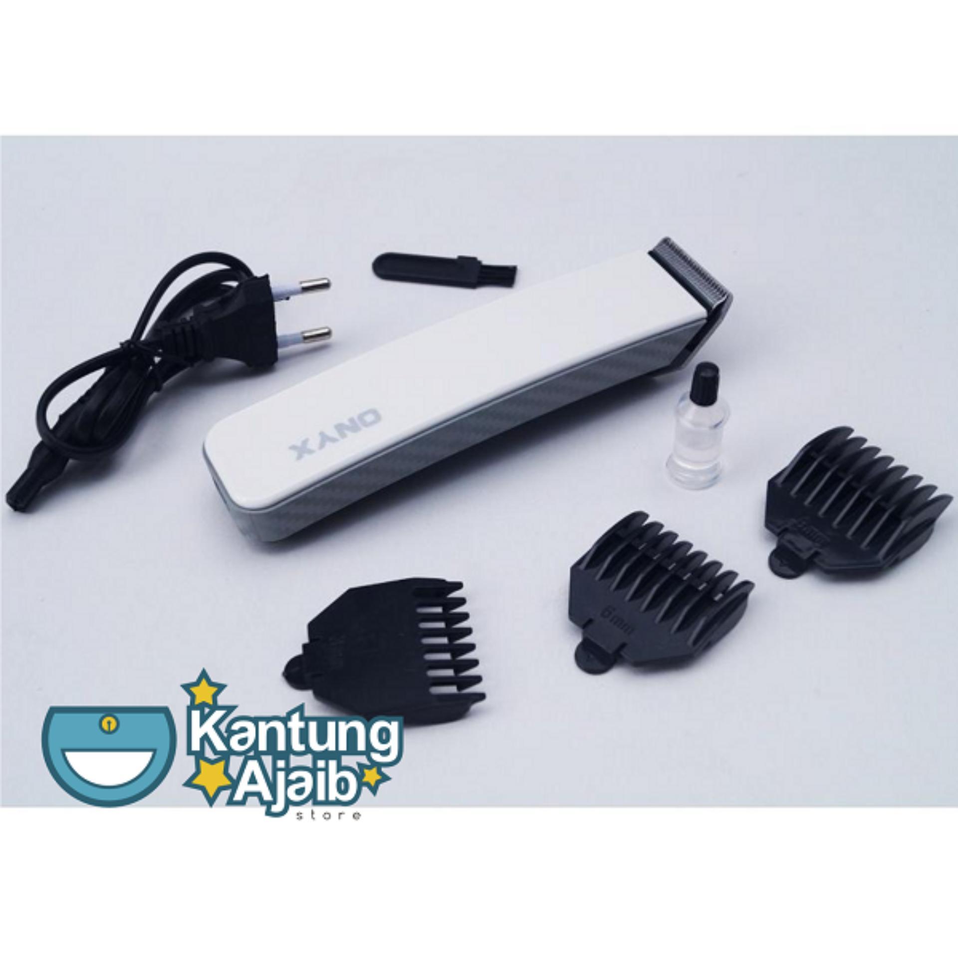 Alat Cukur Rambut Elektrik Hair Trimmer Set Nova Ns 216 Onyx Ox 216 ... 3716cf2170