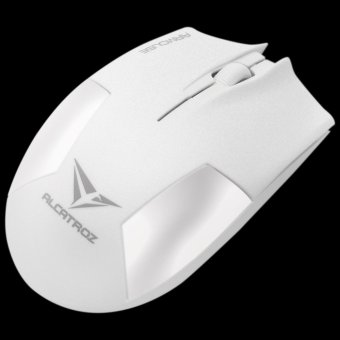 Alcatroz AirMouse Mouse Wireless - Putih