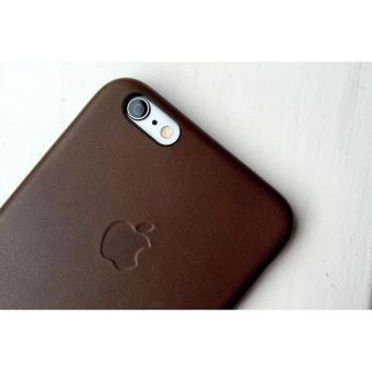 Apple Leather Case iPhone 5 / 6 / 6Plus / 7 / 7Plus / 8 / 8Plus / X