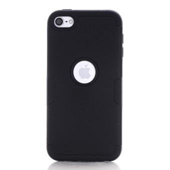 AS Beauty Case for iPod Touch 6 3 in 1 Soft Silicone + PC Hybrid Shockproof