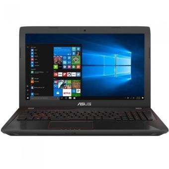 ASUS FX553VD-DM001D Black Red