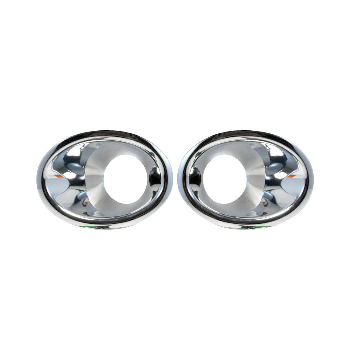 Autofriend Ring Fog Lamp Nissan Evalia 2014 Pelindung Variasi Aksesoris Mobil Modifikasi - AI-CBB3067