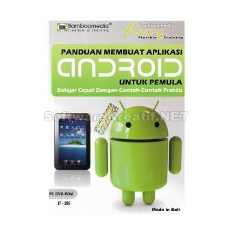 Bamboomedia DVD Tutorial Panduan Membuat Aplikasi Android Untuk Pemula