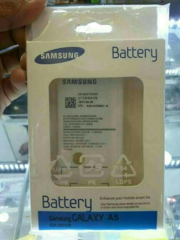 Baterai Batre Samsung Galaxy A5 2016/ A510 Original Battery