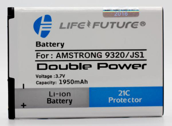 Batre / Battery / Baterai Lf Bb Amstrong 9320 / 9220 Double Power + Double 2ic