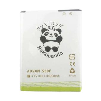 Baterai/Battery Double Power Double Ic Rakkipanda Advan S50F 4400mAh