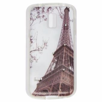 Beauty Case Lovely Girls Shine Swarovsky For Samsung Galaxy S5 Mini G800 Ultrathin Jelly Case Air