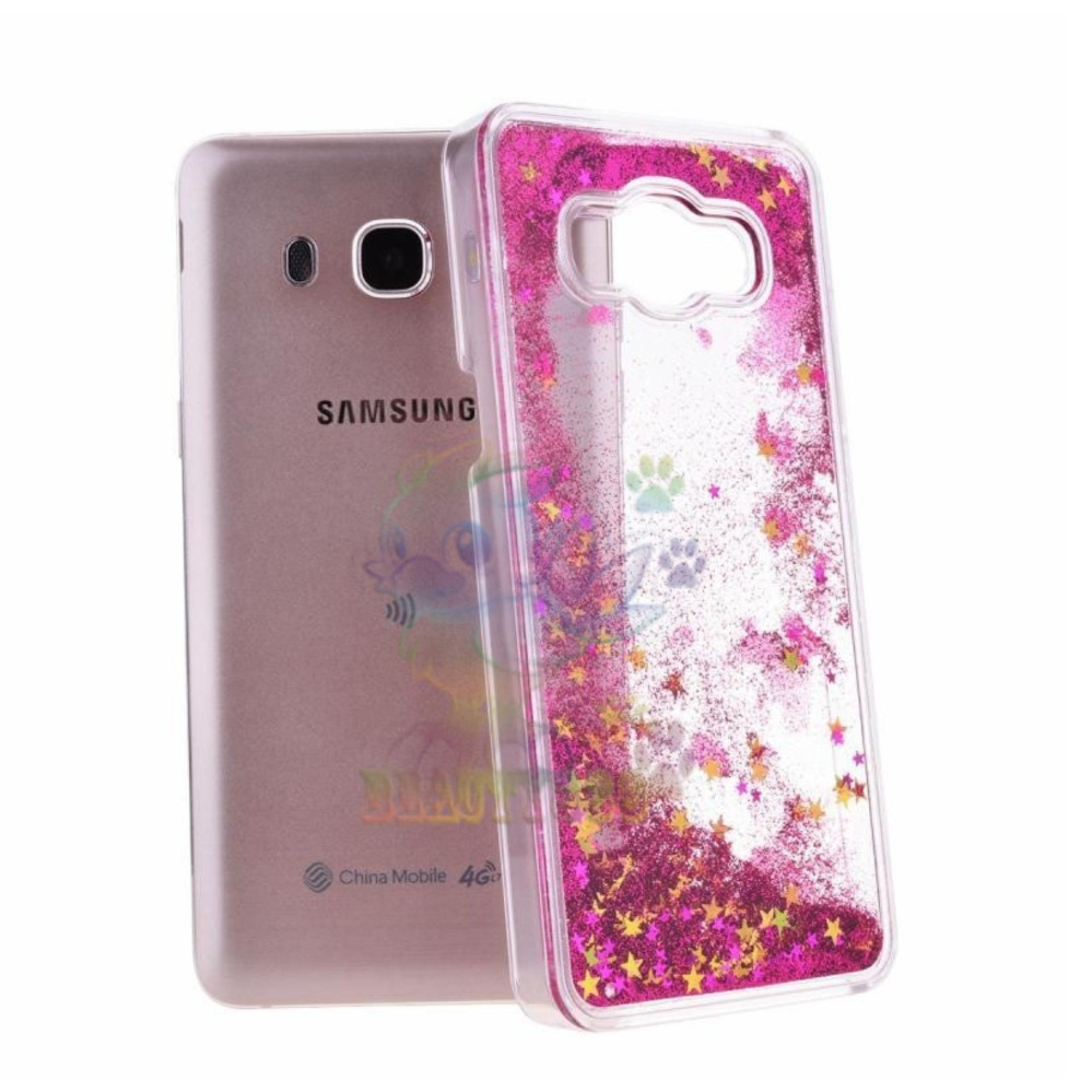 Pencari Harga Beauty Case Samsung Galaxy Grand Prime G530 Softshell Water Glitter Soft Back Case /