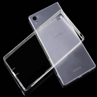 Beauty Jelly Case Sony Xperia Z5 Plus Luxury Softcase Ultrathin Anti Jamur Air Case 0.3mm