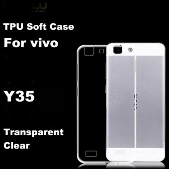 Beauty Jelly Case Vivo Y35 Luxury Softcase Ultrathin Anti Jamur Air Case 0.3mm / Silicone