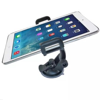 Beauty Phone Holder Car Universal 2in1 Tablet/Smartphone Stand & Car Holder - Hitam