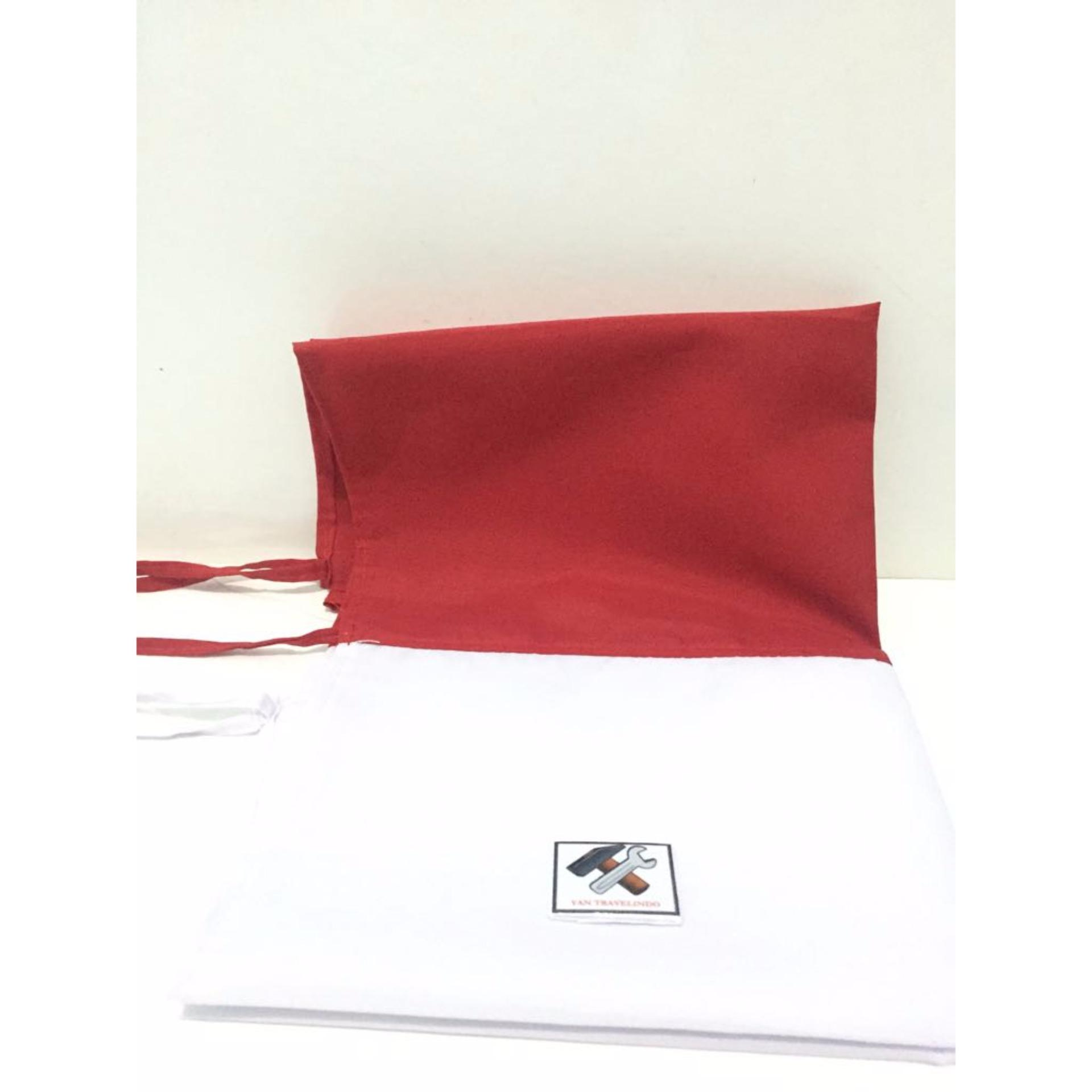 Fitur Harga Spesial Stiker Cromo Glossy Bendera Merah Putih Plastik Flag Palstik 17 Agustusan Murah Berkualitas Jahitan Halus Kain