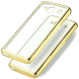 Best Seller Softcase Ultrathin List Chrome For Xiaomi Redmi 2s - Gold