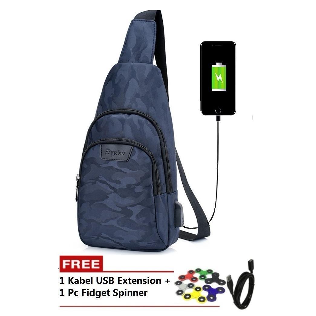 Cek Harga Baru Vernyx Tas Selempang Dada Bahu Sling Cross Body Chest Bag 002 Best Militer Army Tactical 0231 Usb Pack Waterproof