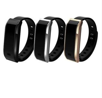 Jam Tangan Bluetooth Smart Gelang Olahraga Gelang Pelacak untuk Samsung IPhone