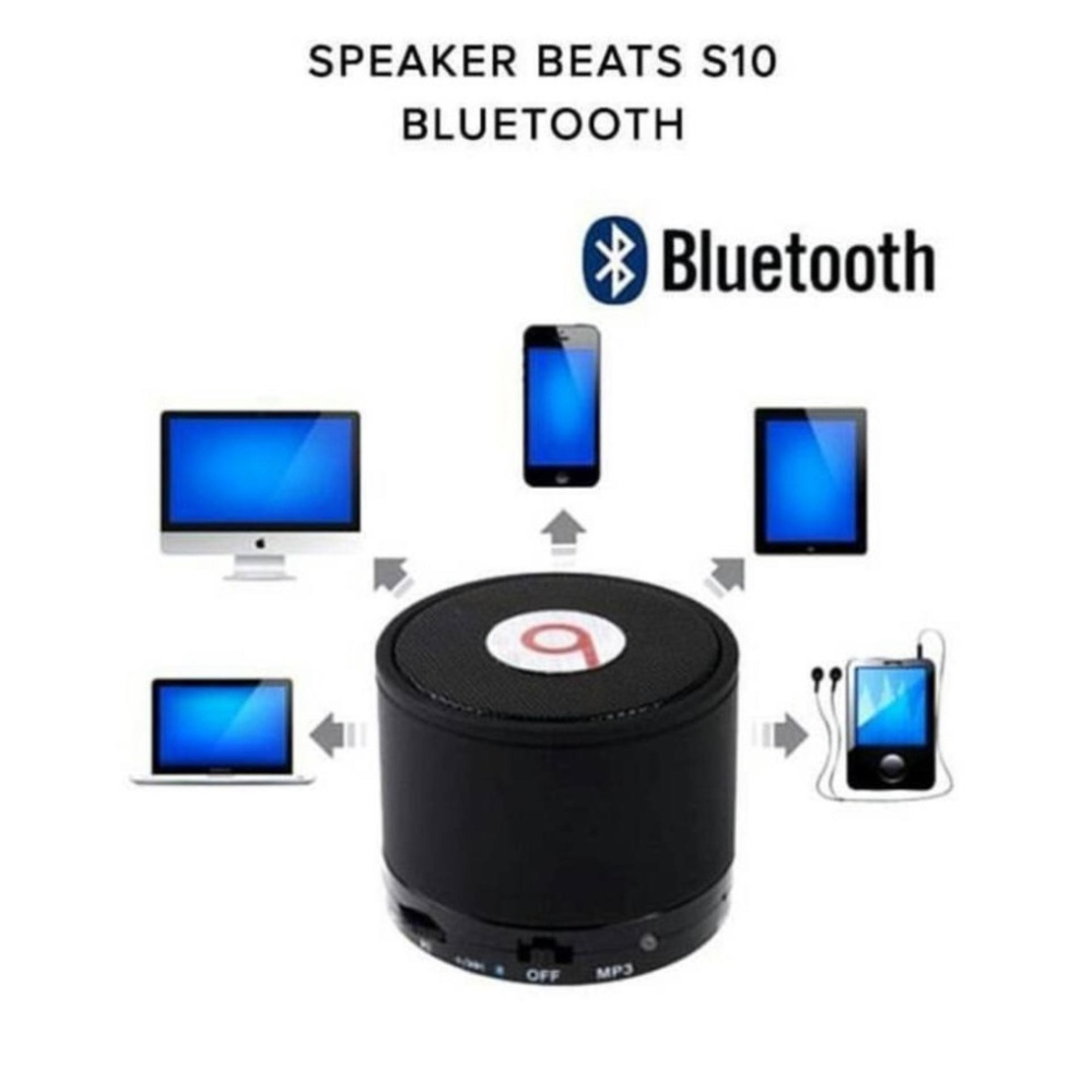 how to connect s10 bluetooth speaker