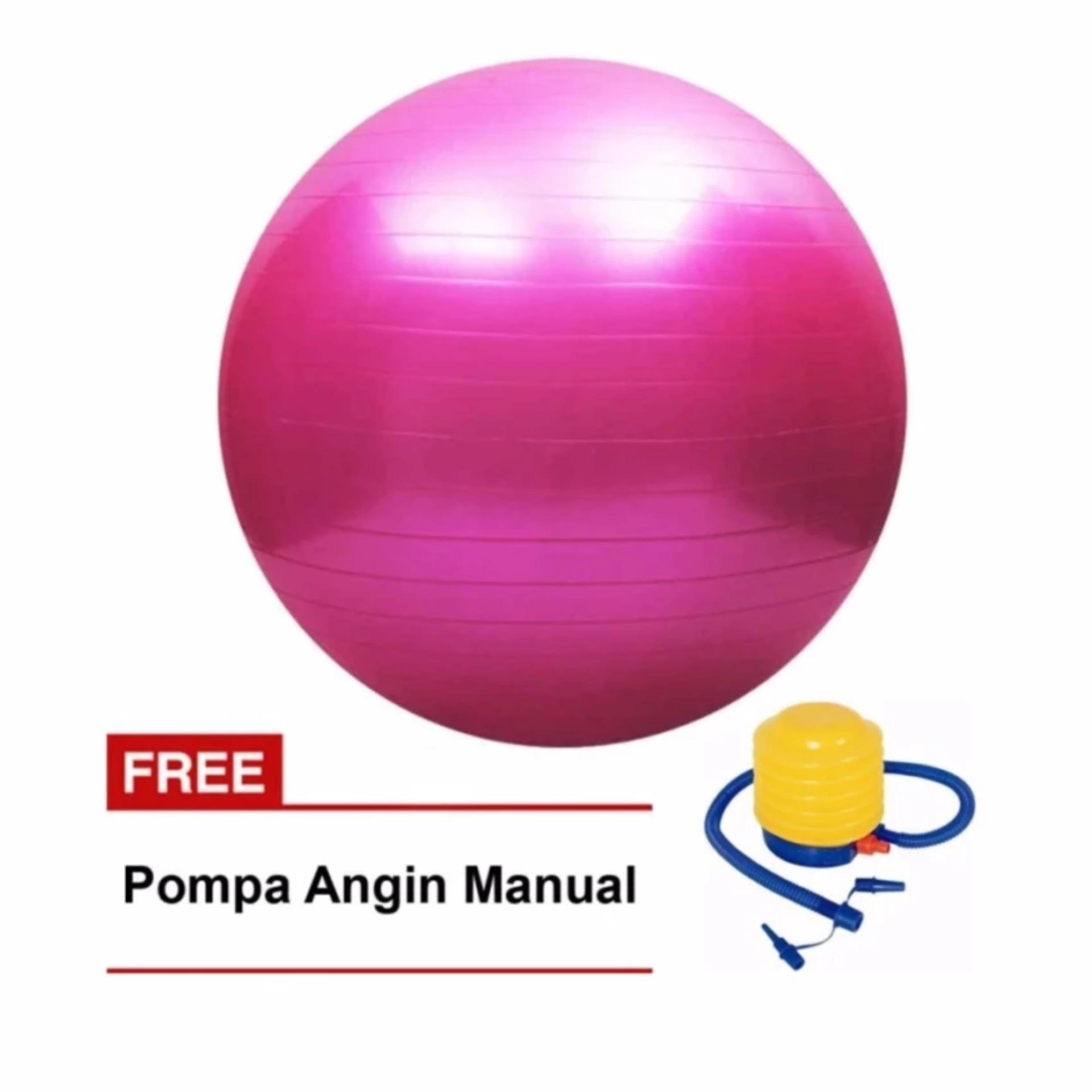 Kelebihan Bola Yoga Pilates Fitness Gym 65 Cm Biru Terkini Daftar Ball Olahraga Senam Kesehatan Exercise Uk 65cm Pompa Manual