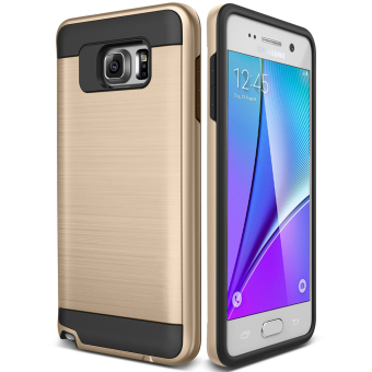 Jual 360dsc Wadah Silikon Lembut Untuk Samsung Galaxy Note 7100 Source · Brushed Armor Pelindung Wadah Cover untuk Samsung Galaxy Note 5 emas
