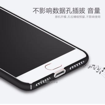 Calandiva 360 Degree Protection Slim Hardcase Premium Quality Grade A for Xiaomi MI 5s - Hitam