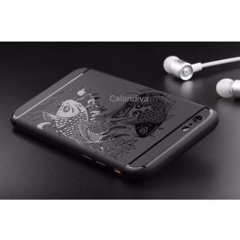 Fitur Calandiva Shockproof Hybrid Case For Xiaomi Mi 5s Hitam Source · Calandiva Fish Slim Hybrid Case for Iphone 6 6s 4 7 Inch Hitam Rounded