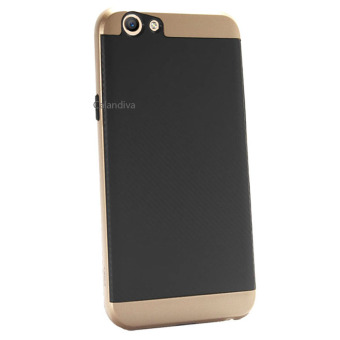 Calandiva Neo Hybrid Case for Oppo F1s / A59 / A59S 5.5 Inch - Gold
