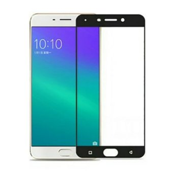 Candy Tempered Glass for Oppo F1s / A59 Selfie Expert - Hitam