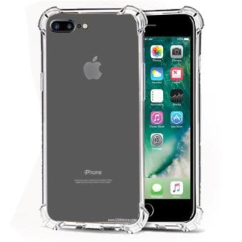 Case Anti Crack / Anti Shock Elegant Softcase Apple iPhone 7 Plus - White Clear
