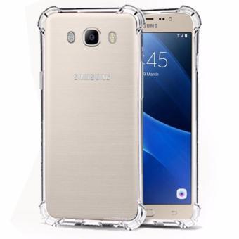 Case Anti Shock / Anti Crack Elegant Softcase for Samsung Galaxy J5 2016 - White Clear