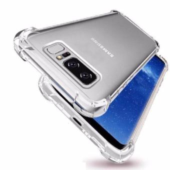 Case Anti Shock Anti Crack Softcase Casing for Samsung Galaxy Note 8 - Clear