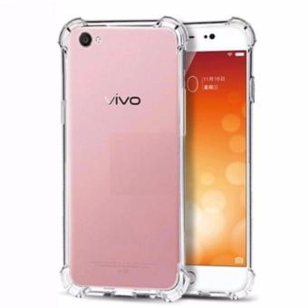 Case Anti Shock Anti Crack Softcase Casing for Vivo Y51 - Clear