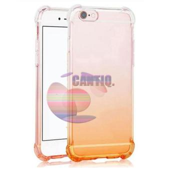 Case Anti Shock Gradient Oppo F1S A59 Ultrathin Anti Crack Elegant Softcase Anti Jamur Air Case