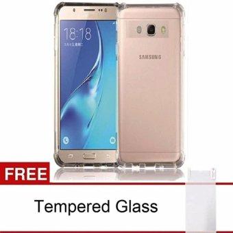 Case Anticrack Case / Anti Crack Case / Anti Shock Case for Samsung Galaxy A7 2017