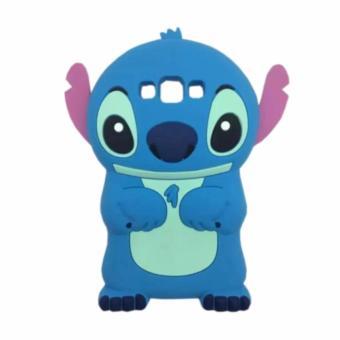 Case Boneka Stitch Casing for Samsung Galaxy Grand Prime G530H -Biru