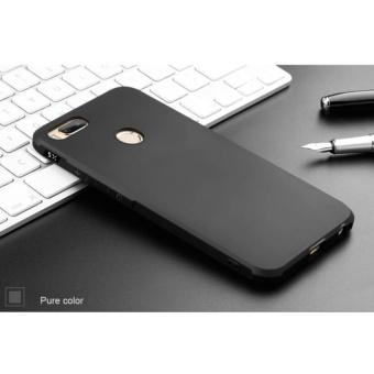 Case For Xiaomi MiA1 UltraSlim Premium Shockproof Hybrid Full Cover Series- Hitam