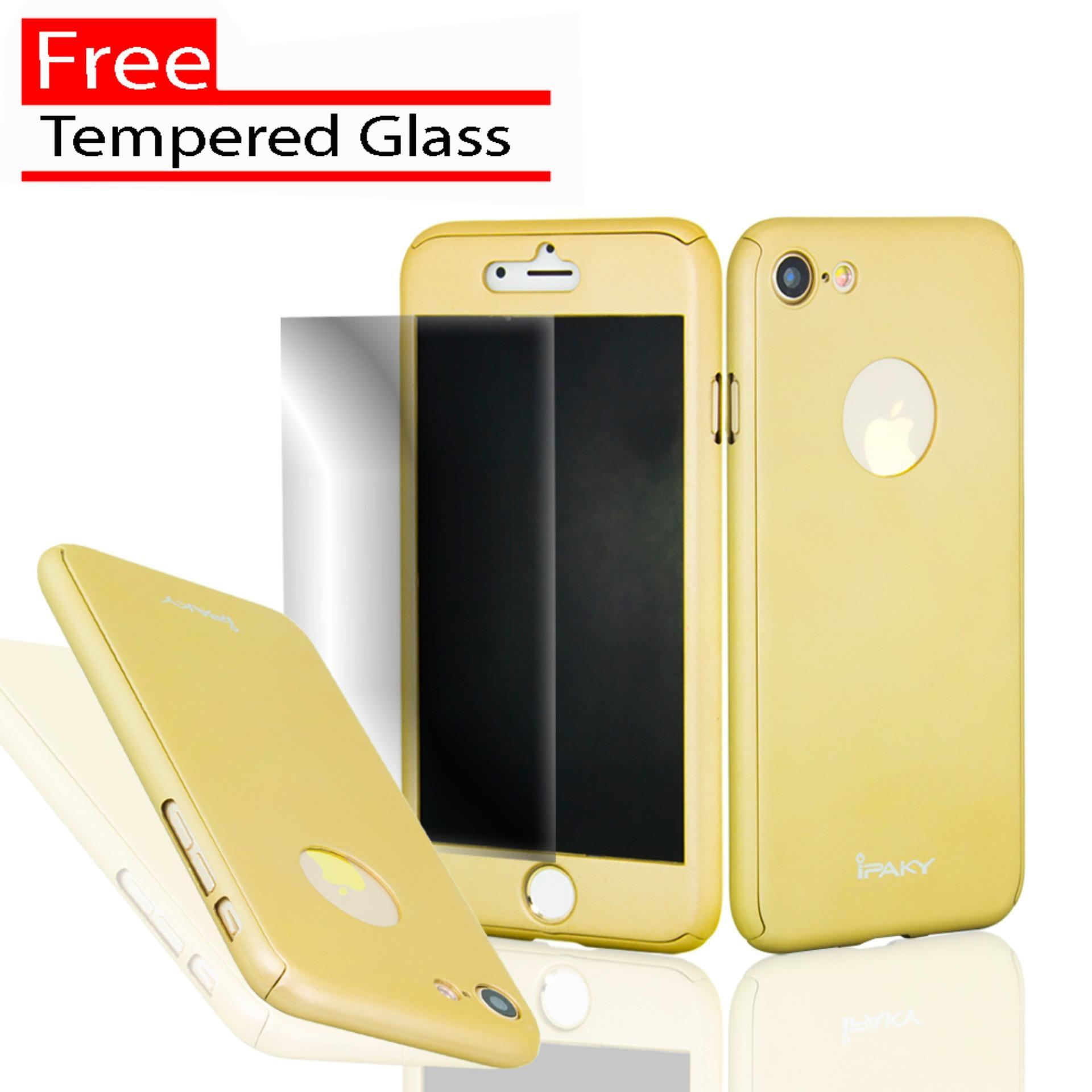 Cek Harga Baru Case Ipaky 360 Full Protection For Iphone 7 Plus Free