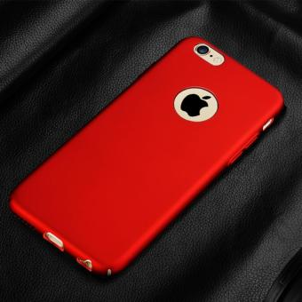 Case Iphone 6/6s Baby Skin Hardcase Casing Red