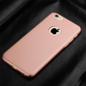 Case Iphone 6/6s Baby Skin Hardcase Casing Rose Gold