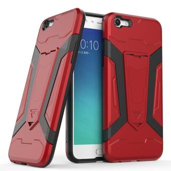 ... Case Iron Man for Oppo F3 Robot Transformer Ironman Limited Merah