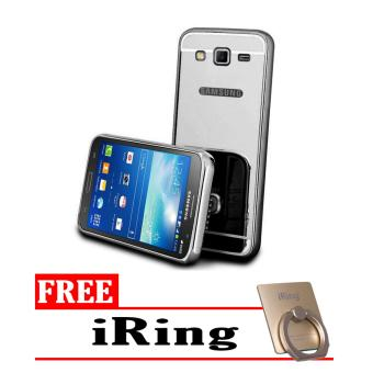 ... 2016 Hitam Source · Case Metal for Samsung Galaxy J3 2015 J300 Aluminium Bumper With Mirror Backdoor Slide