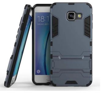 Case Samsung Galaxy J7 Prime Robot Rudge With Stand Series - BLUE