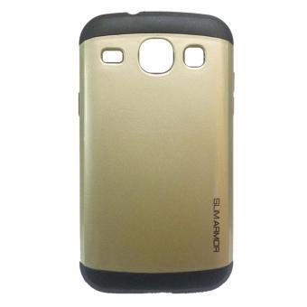 Case Slim Armor For Samsung Galaxy Core 1 / i8262 / i8262 - Emas