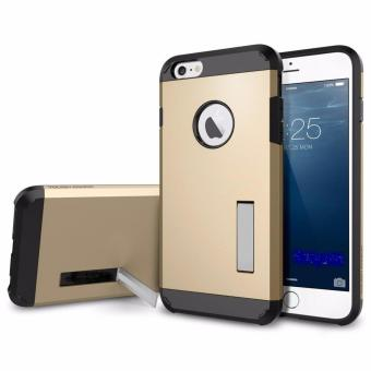 Case Slim Armor With Kick Stand Apple iPhone 6G / Hardcase iPhone 6S / Backcover iPhone