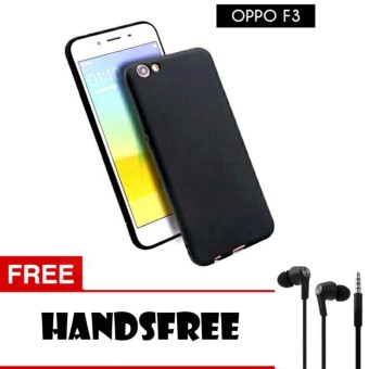 Review Case Slim Black Matte Oppo Neo 7 A33 Softcase Baby