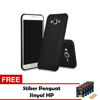 Fitur Case Slim Black Matte Samsung Galaxy J2 Pro 2018 Baby Skin