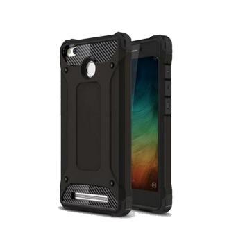 Case Tough Armor Rugged Capsule TPU Shockproof Back Case Xiaomi Redmi 3s / 3 Pro -